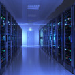 Server room interior — Stock Photo #11308826