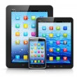 Mobile devices — Stock Photo #22949572