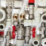 Plumbing fittings — Stock Photo #7237165