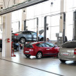 Car-care workshop — Stock Photo #1665724