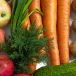 Vegetable food — Stock Photo #1298799