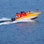 Motor boat — Stock Photo #1691851