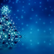 Christmas tree — Stock Photo #1451498