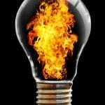 Light bulb — Stock Photo #1192772