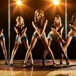 Five women show — Stockfoto #6912827