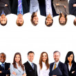 Group of business — Stock Photo #5032579