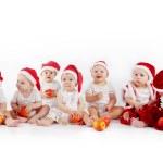 Christmas babies — Stock Photo #2784155
