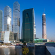 Skyscrapers of Moscow City — Stock Photo #6805292