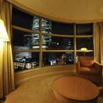 Luxurious Hotel Room — Stock Photo #4991110