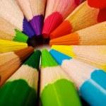Colored pencils — Stock Photo #9550348