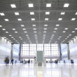 Hall in the business center — Stock Photo #7437307