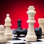 Chess pieces — Stock Photo #9077805