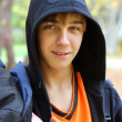 Teenager in park — Stock Photo #1331375