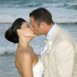Caribbean Beach Wedding — Stock Photo #1315089