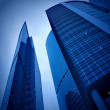 New office building in business center — Stock Photo #2635106