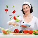 Healthy food — Stock Photo #30960487