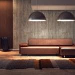 Luxury lounge room 3d render — Stock Photo #5336662