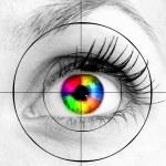 Human Eye — Stock Photo #4507179