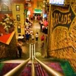 Game halls of New York Hotel & Casino — Stock Photo #8304669