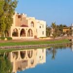 El Gouna. Egypt — Stock Photo #26612831