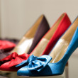 Shoes on the store (Shallow dof) — Stock Photo #1707058