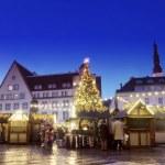 Tallinn Christmas Market — Stock Photo #1766295