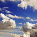 Sky clouds — Stock Photo #1629365