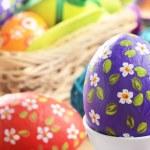Easter eggs — Stock Photo #14045598