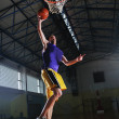 Basketball competition ;) — Stock Photo #1688097