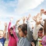 Preschool kids — Stock Photo #8369512