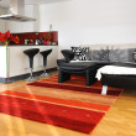 Modern living room — Stock Photo #8317711