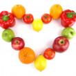 Healthy heart — Stock Photo #1660753