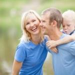 Happy family — Stock Photo #6125782
