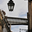 Lamps and skywalk — Stock Photo #1863622