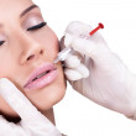 Botox injection treatment. — Stock Photo #12297012