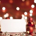 Christmas balls. — Stock Photo #1914944