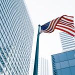 Flag usa — Stock Photo #39214723