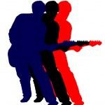 Guitarist — Stock Photo #2712038