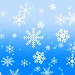Snow flake design — Stock Photo #15734049