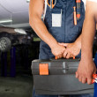 Auto mechanics — Stock Photo #3938358