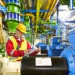 Engine room maintenance — Stok fotoğraf #10918000