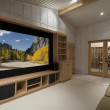 Home theater — Stock Photo #2107710