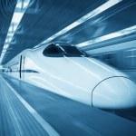 Modern high speed train — Stock Photo #24592299
