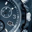 Mens watch close up — Stock Photo #31182789