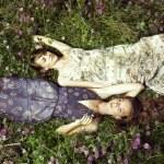 Two romantic girl — Stock Photo #3560463