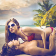 Sex on the Beach — Stock Photo #11740465