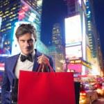 Shopping in New York — Stock Photo #13269208