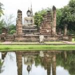 Buddha reflections — Stock Photo #2920791