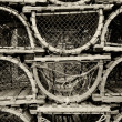 Old lobster traps — Stock Photo #4819774