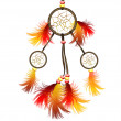 Big bright dreamcatcher — Stock Photo #9444189